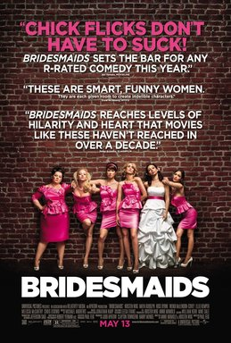Bridesmaids Film Poster (via Wikipedia)