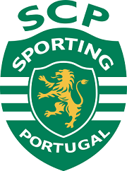 Sporting Lisbon badge (via Wikipedia)